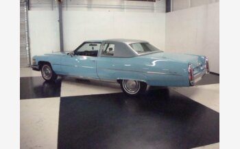 1975 Cadillac De Ville for sale 100981493